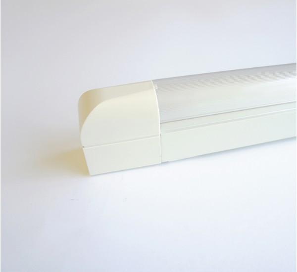 7f398c2319d Осветително тяло с ключ закрито за луминисцентни и UV лампи с цокъл T8 220V  1x18W 600mm