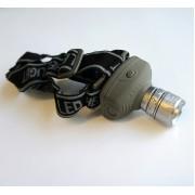 LED фенер влагоустойчив за глава с мощен диод и фокус