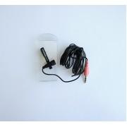 Мини микрофон за компютър с щипка 2m