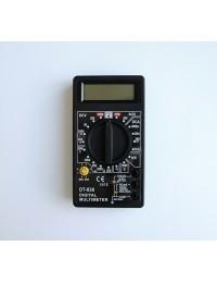 Мултицет с термосонда и зумер DT-838 VAC/VDC | ADC | OHM | °C