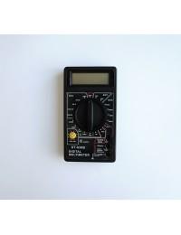 Мултицет със зумер DT-830B VAC/VDC | ADC | OHM