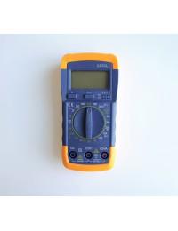 Мултицет със зумер DT-A830L VAC/VDC | ADC | OHM
