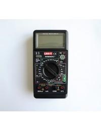 Мултицет с термосонда и зумер M-890C+ VAC/VDC | AAC/ADC | OHM | °C | F