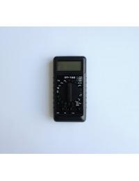 Малък мултицет със зумер DT-182 VAC/VDC | ADC | OHM