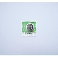 Алкална плоска батерия 1,5V 389A (AG10)